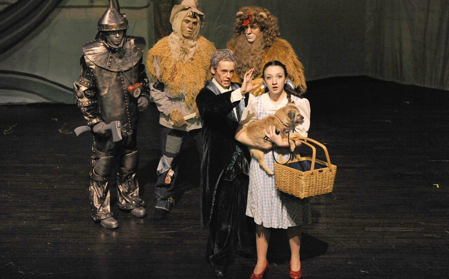 The Wizard Of Oz Muse Machine
